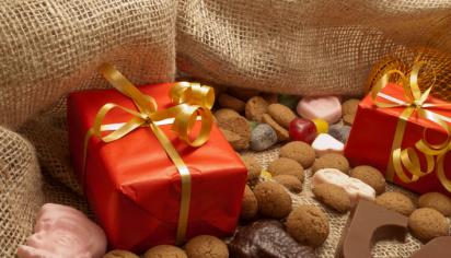 Sinterklaas: de tijd van het snoepgoed